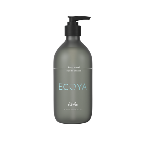 Ecoya Lotus Flower Hand Sanitizer