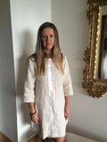 Linen tunic Kim Christina (Available in 2 colours)
