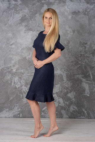 Linen dress Karmen