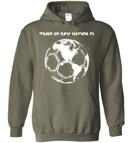 This Is My World Hoodie