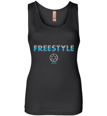 Freestyle Ladies Fitted Tank Top