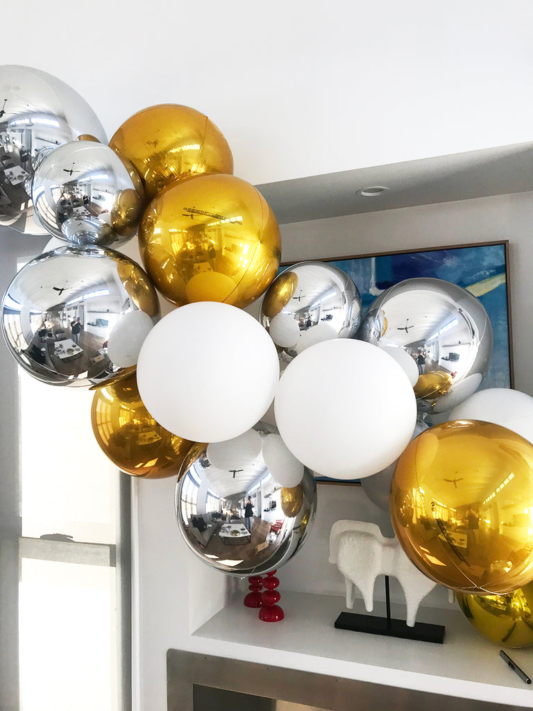 Create an Amazing DIY Balloon Garland