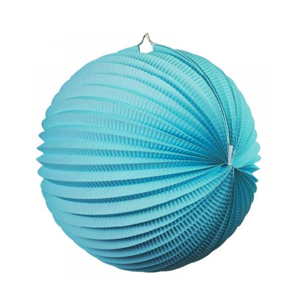 25cm Paper Lantern Unpackaged - 19 Colours Available-Party Love