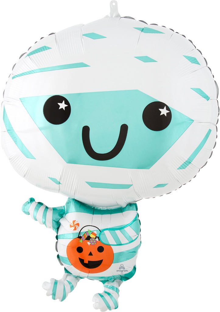 Mummy Foil Balloon-Party Love