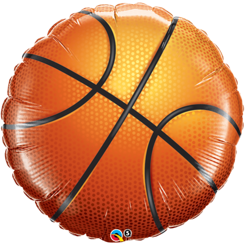 91cm Basketball Foil Balloon-Party Love