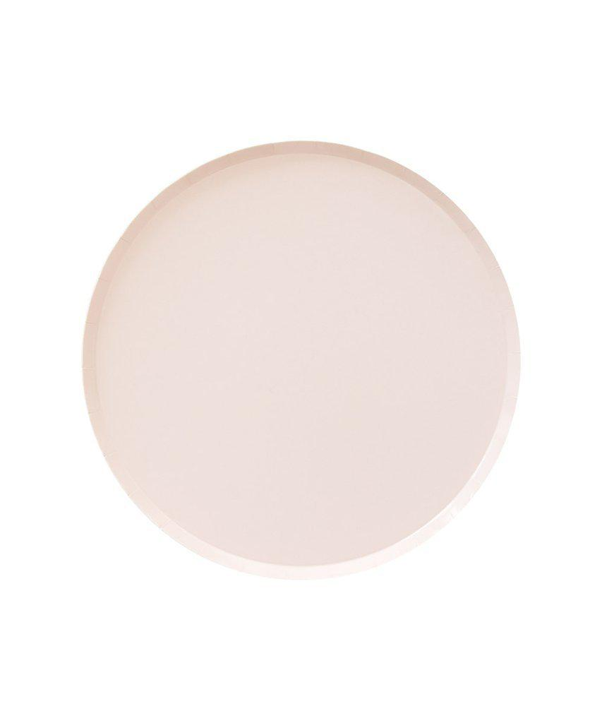 Ballet Pink Party Plates (Small)-Party Love