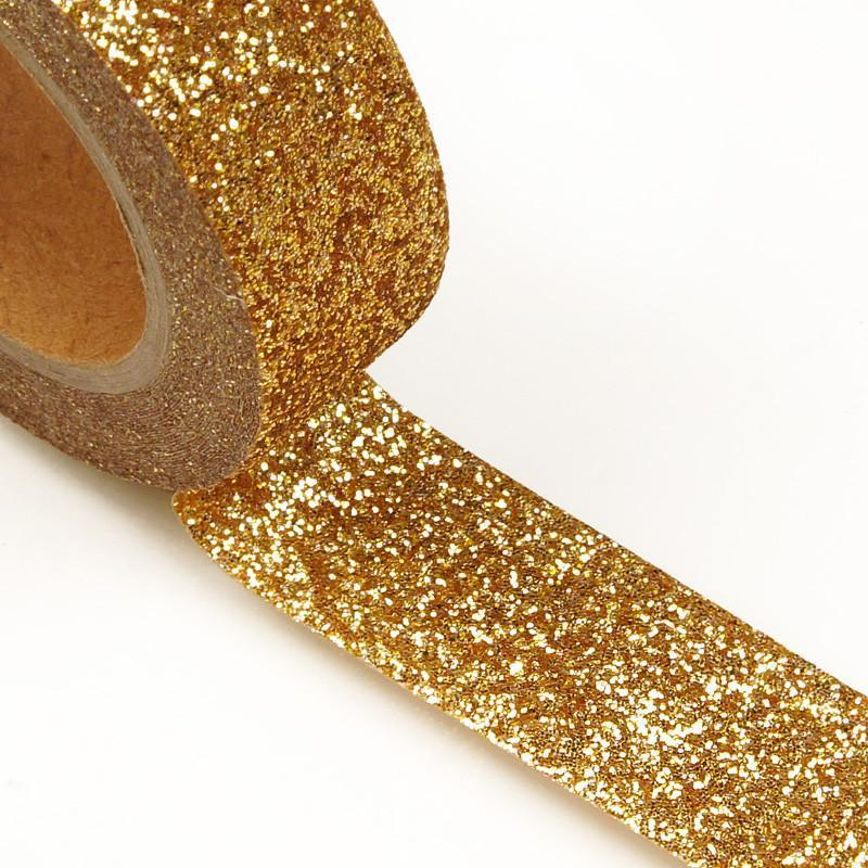 Champagne Glitter Washi Tape-Party Love