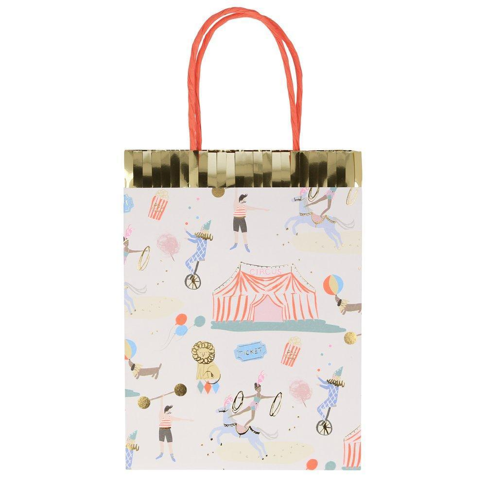 Circus Parade Party Bags-Party Love