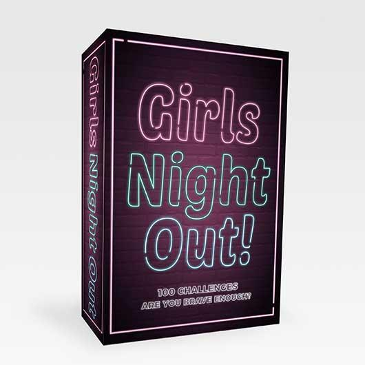 Girls Night Out - Hens Party - 100 Challenges-Party Love