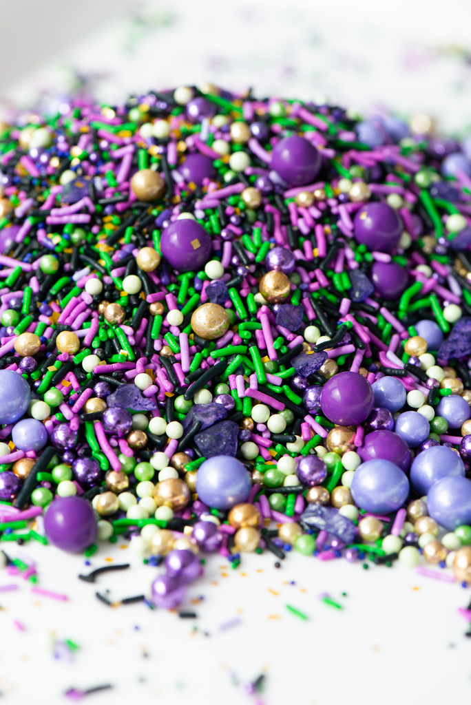 If You've Got It, Haunt It Twinkle Sprinkle Medley Cake Sprinkle Decoration-Party Love