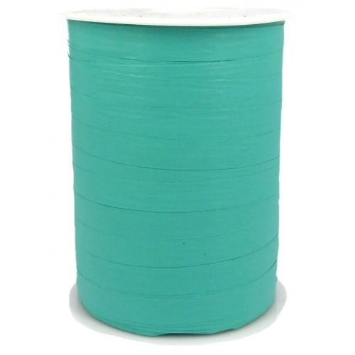 Jade Turquoise Matte Balloon Ribbon-Party Love