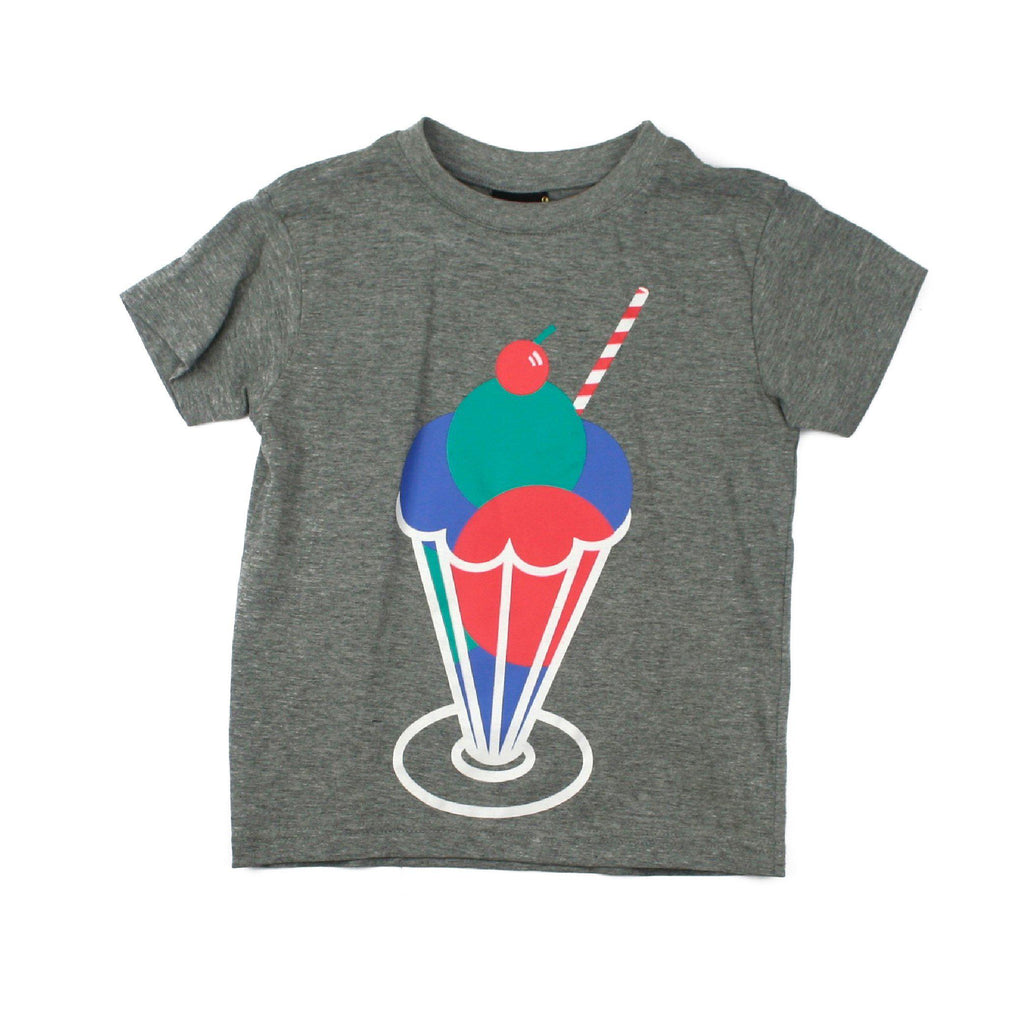 Kids Icecream Tshirt-Party Love