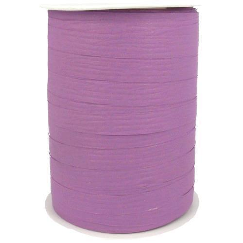Lilac Matte Balloon Ribbon-Party Love