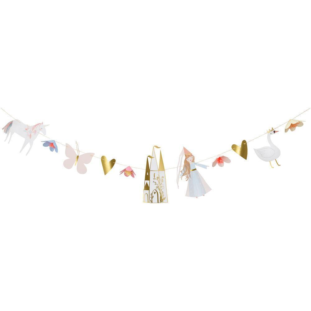 Magical Princess Garland-Party Love