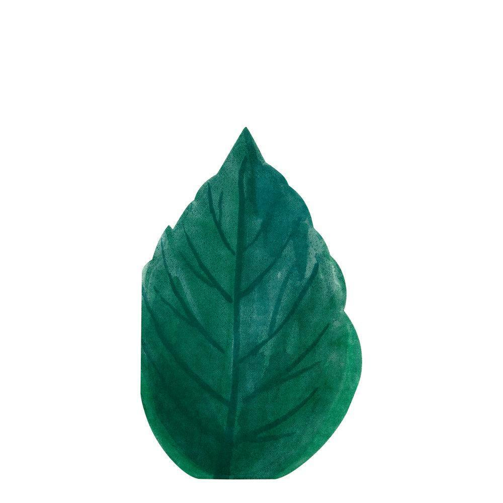 Meri Meri Garden Leaf Napkins-Party Love