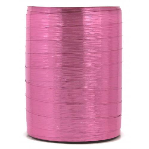 Metallic Pink Balloon Ribbon-Party Love