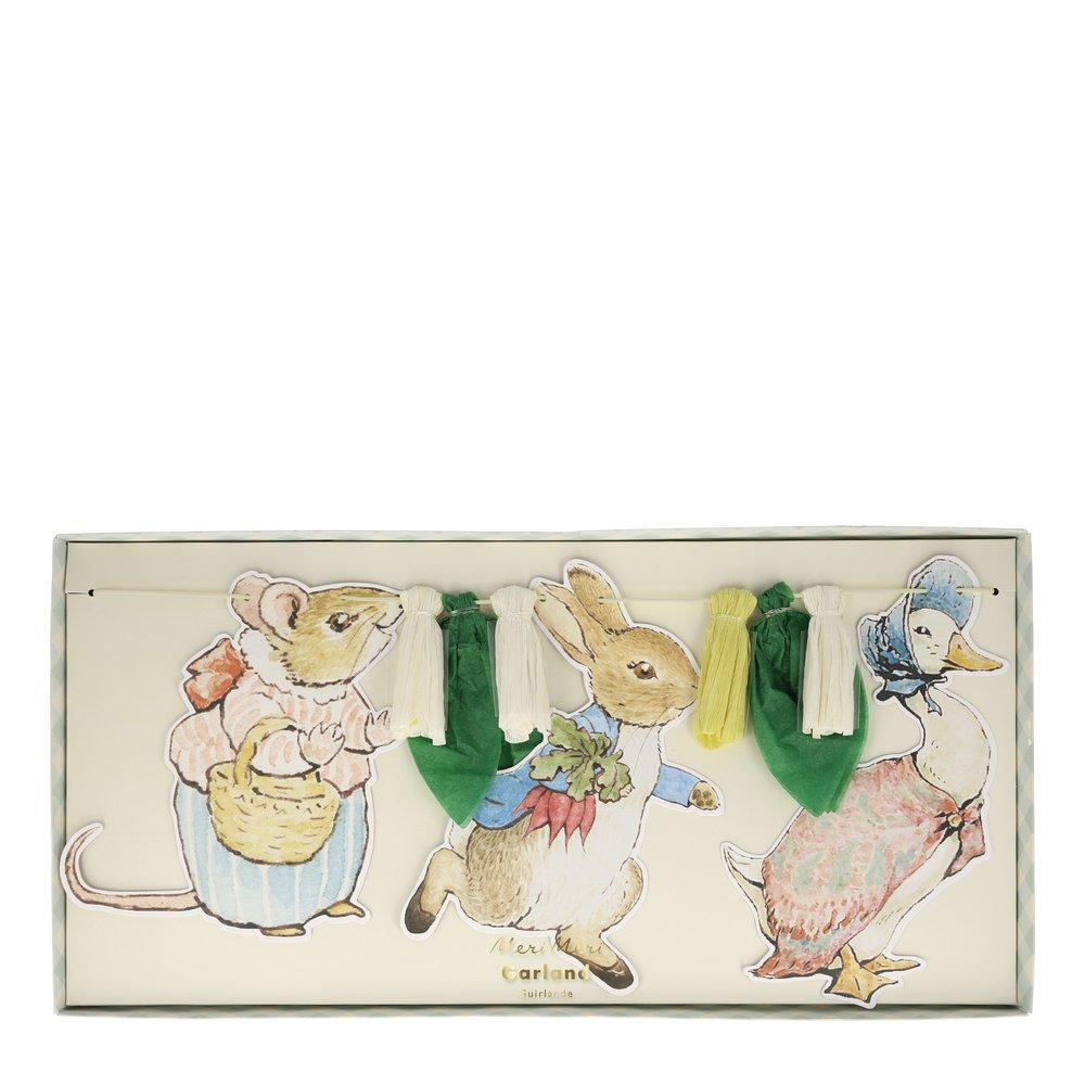Peter Rabbit™ & Friends Garland-Party Love