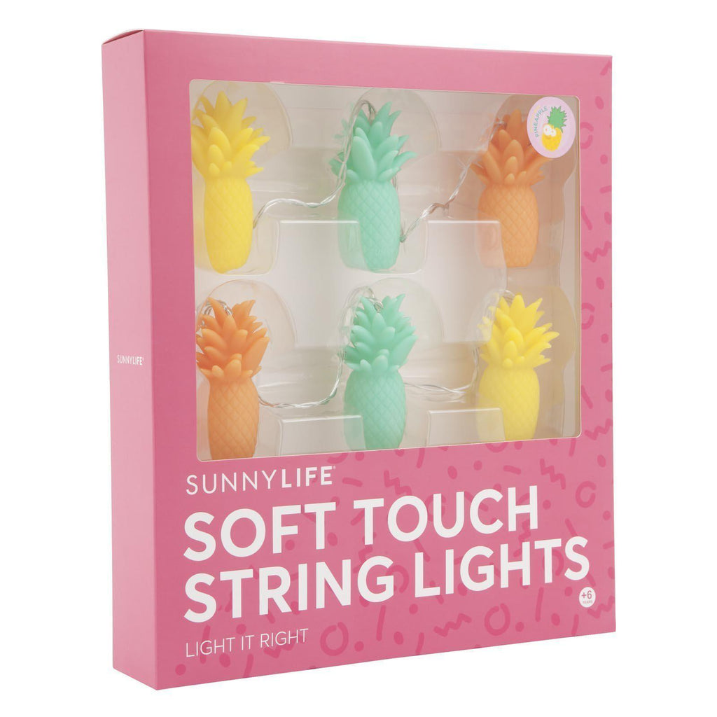 Pineapple String Lights 2m-Party Love