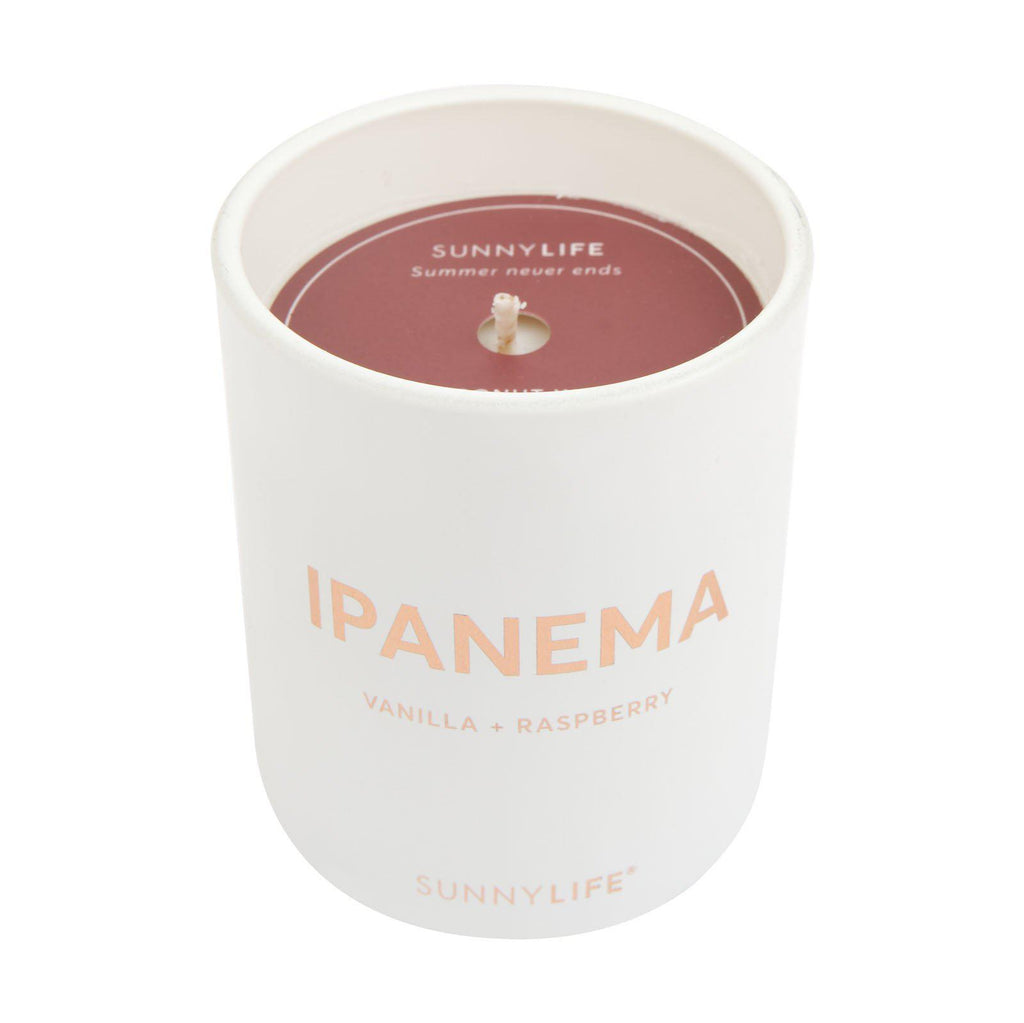 Sunnylife Scented Candle Small Ipanema-Party Love