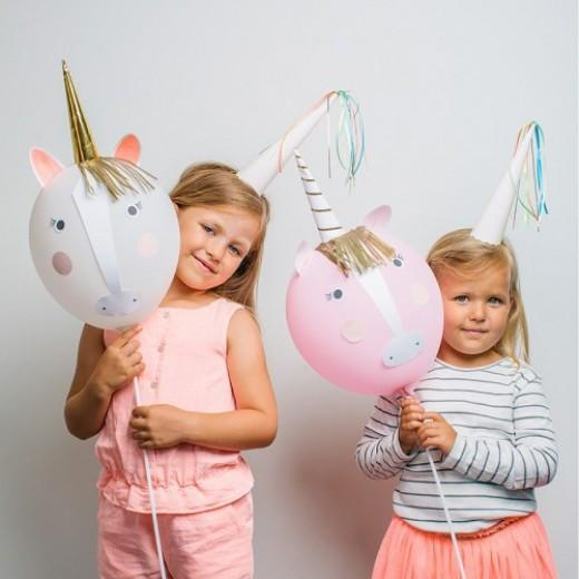 Unicorn Balloon Kit-Party Love