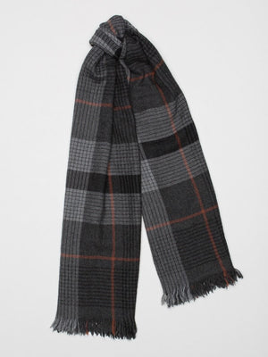 Foulard shadow check