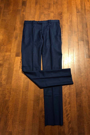 Pantalon bleu royal