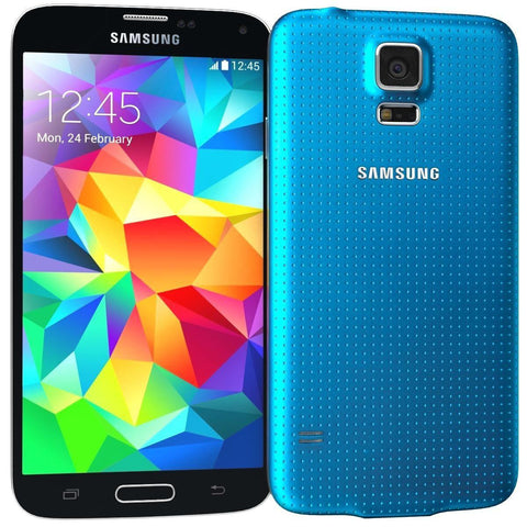 Samsung Galaxy S5 Verizon 16GB Blue