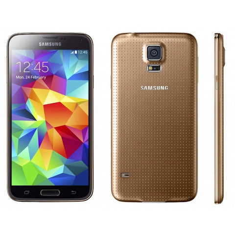 Samsung Galaxy S5 Sprint 16GB Gold