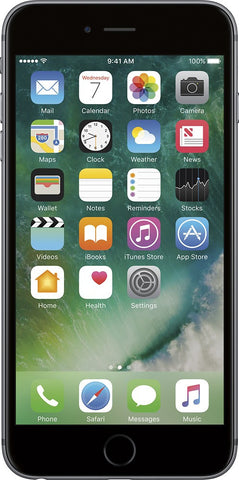 Apple iPhone 6 Plus (128GB) Black