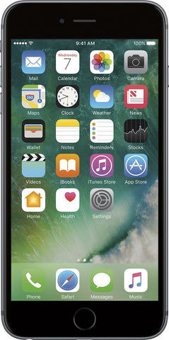 Apple iPhone 6 Plus (64GB) Black