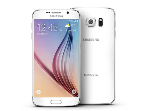 Samsung Galaxy S6 Verizon 64GB White