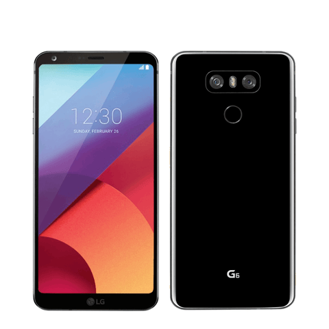 LG G6 T-Mobile 32GB Black