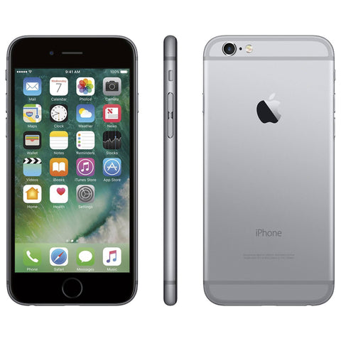 Apple iPhone 6 Verizon 64GB Black