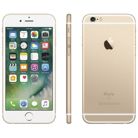 Apple iPhone 6 Verizon 128GB Gold