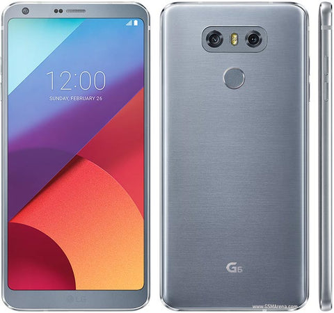 LG G6 Boost Mobile Boost Mobile 32GB Silver