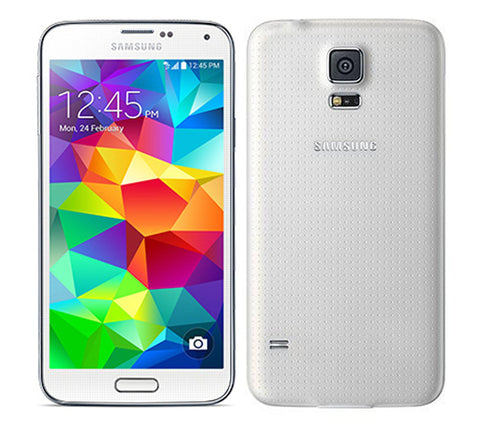 Samsung Galaxy S5 Verizon 16GB White