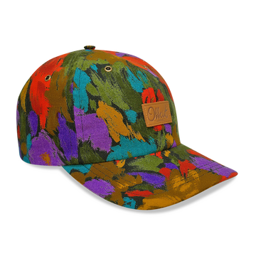 Welcome To The Jungle - 6 panel dad hat