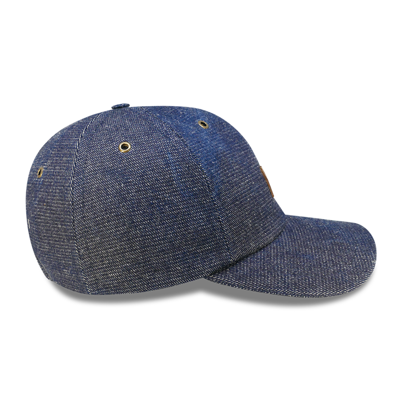 Double Denim - 6 panel dad hat