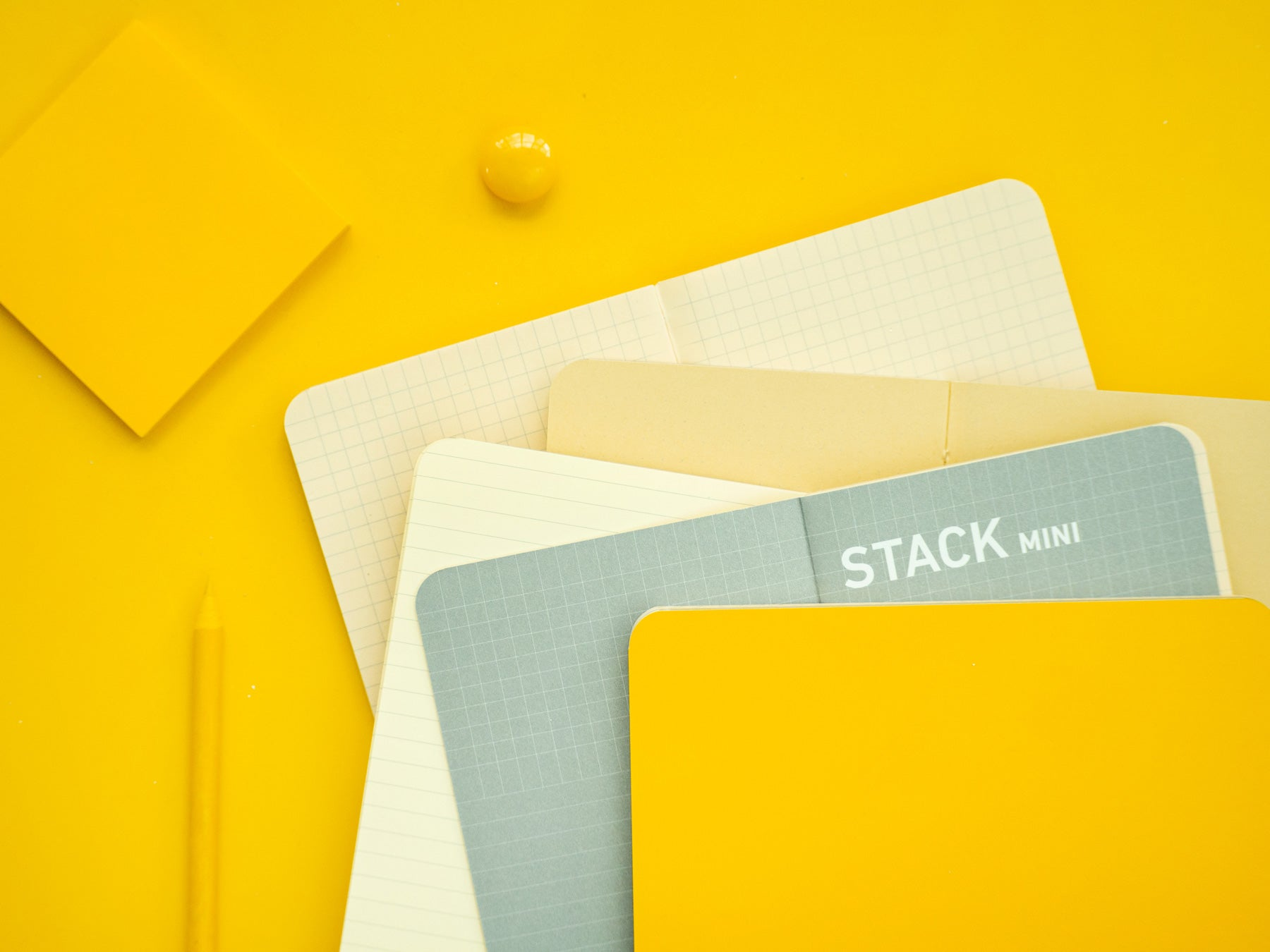 Stack mini Notebook (Limited Edition)