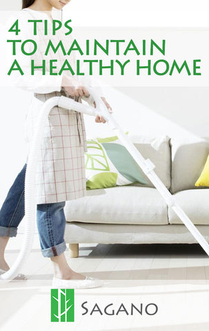 4 Tips to Maintain a Healthy Home