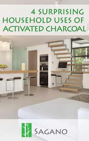 4 Surprising Household Uses of Activated Charcoal