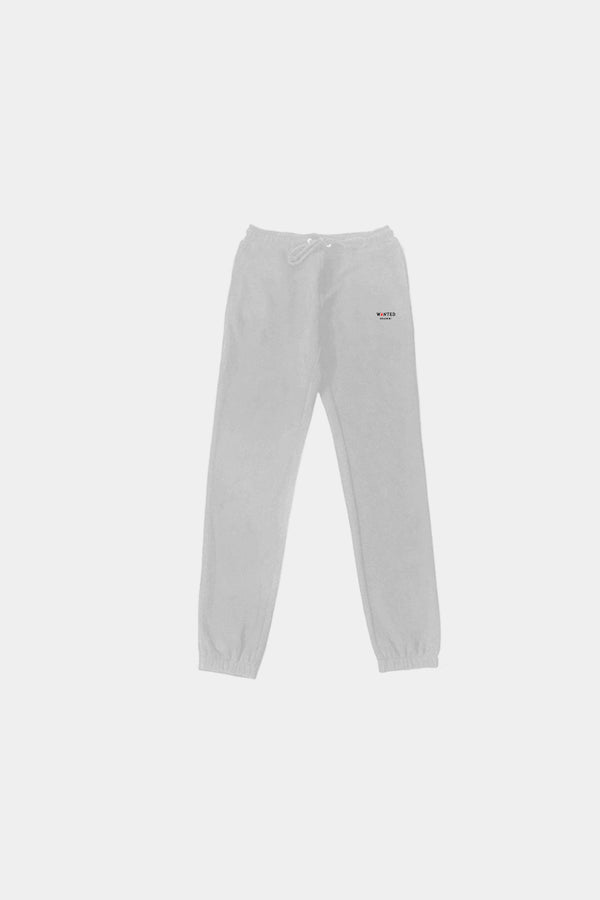 GREY BASIC ESSENTIAL SWEATPANTS