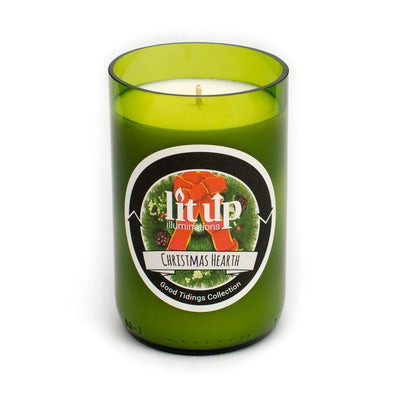 Christmas Hearth Soy Candle