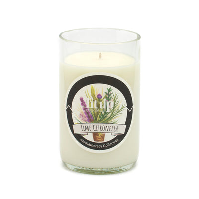 Lime Citronella Soy Candle