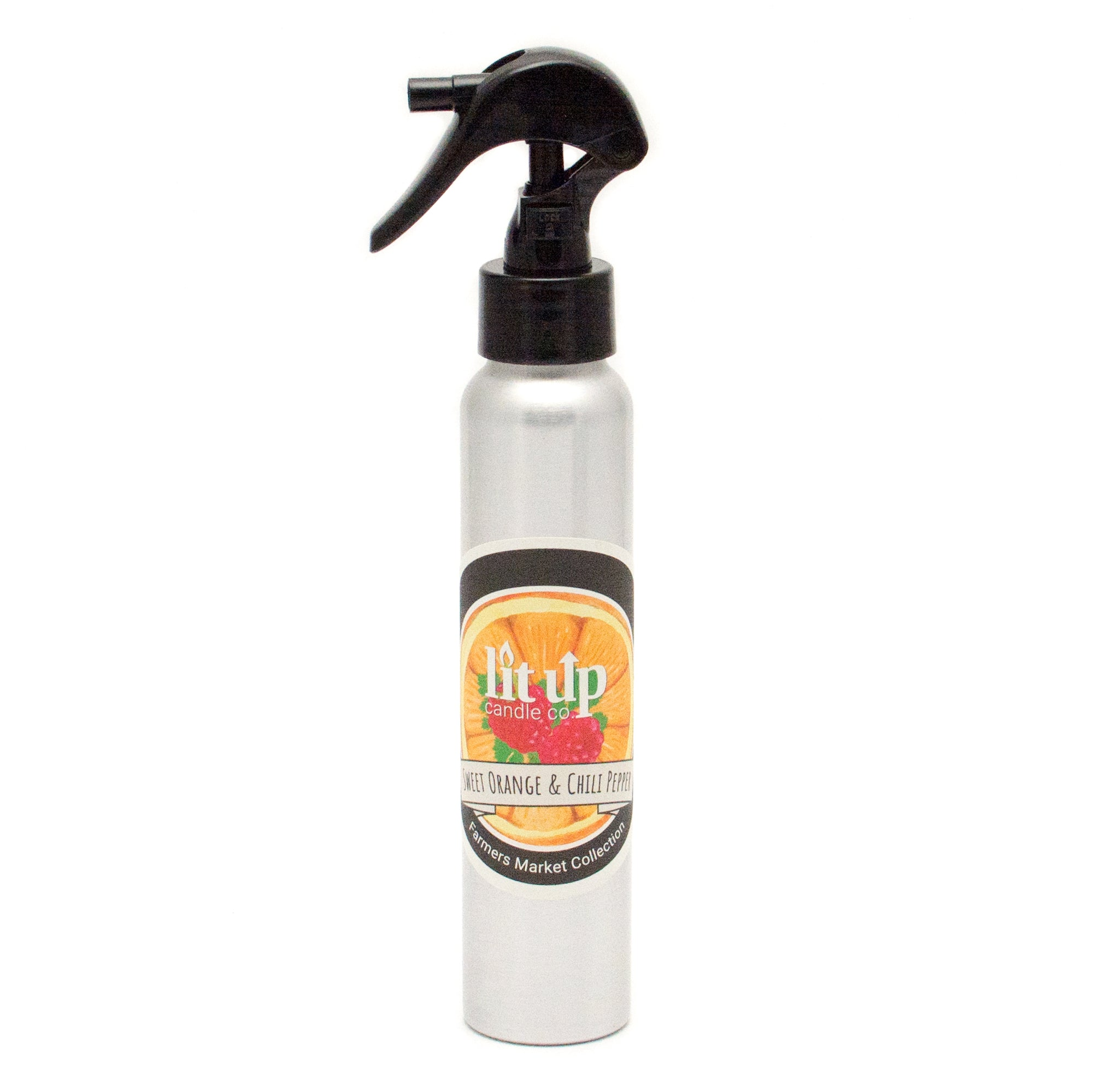 Sweet Orange & Chili Pepper Room Spray