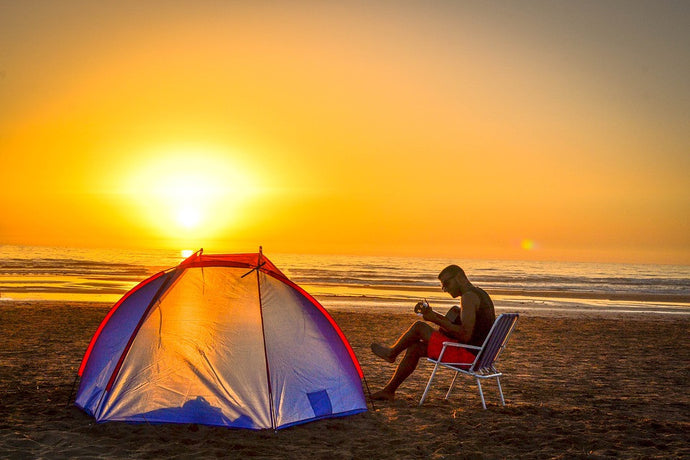 Basic Camping Checklist: 5 Necessary Things  to Bring on a Camping