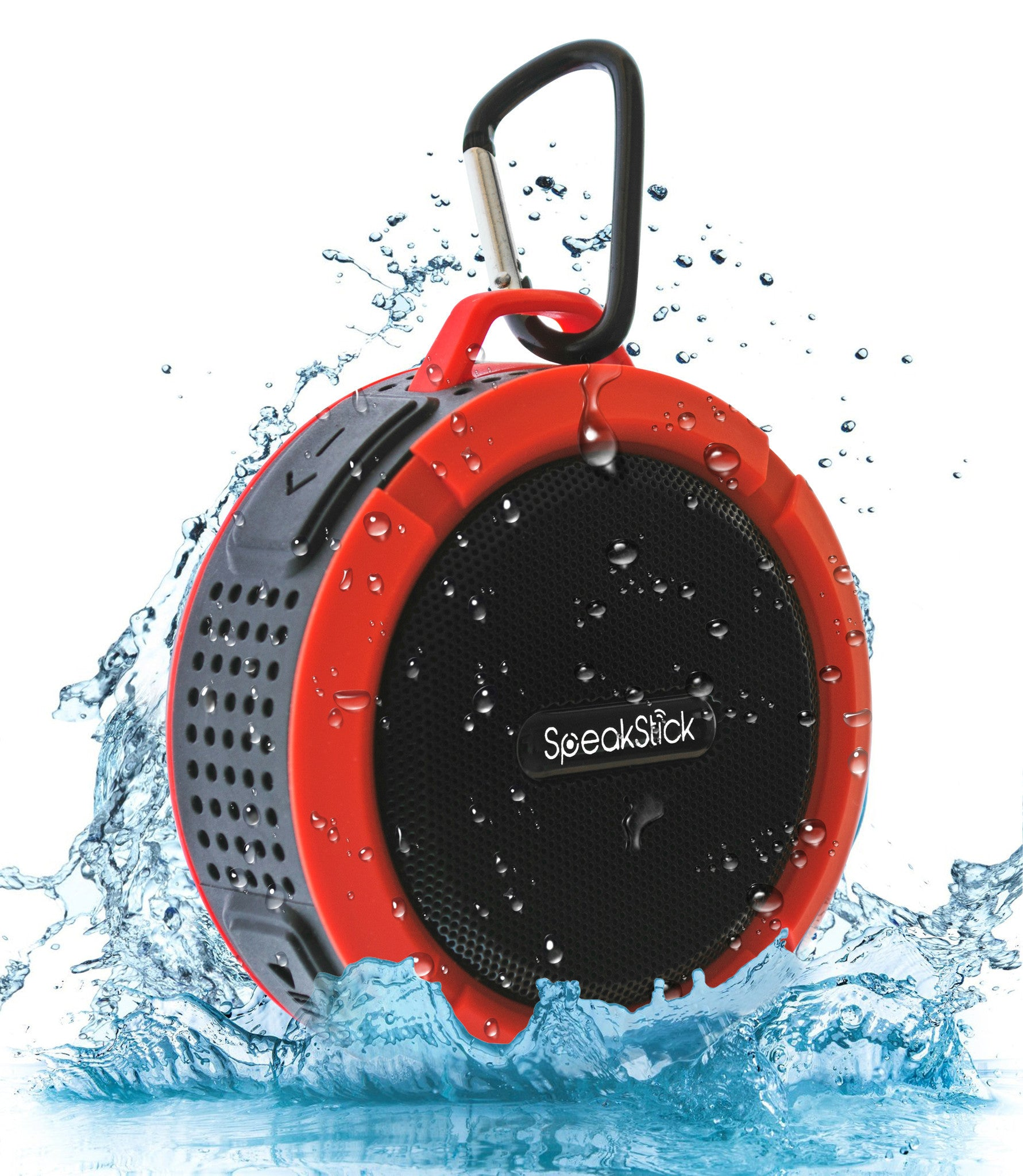 The Difference Between Waterproof Speakers and Splash Proof