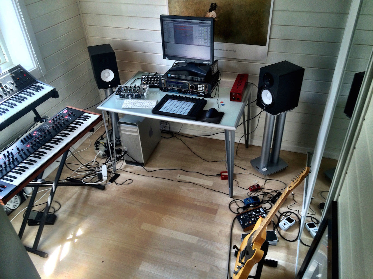 Outstanding 5 Common Home Recording Mistakes Musicians Should Avoid Speakstick Largest Home Design Picture Inspirations Pitcheantrous