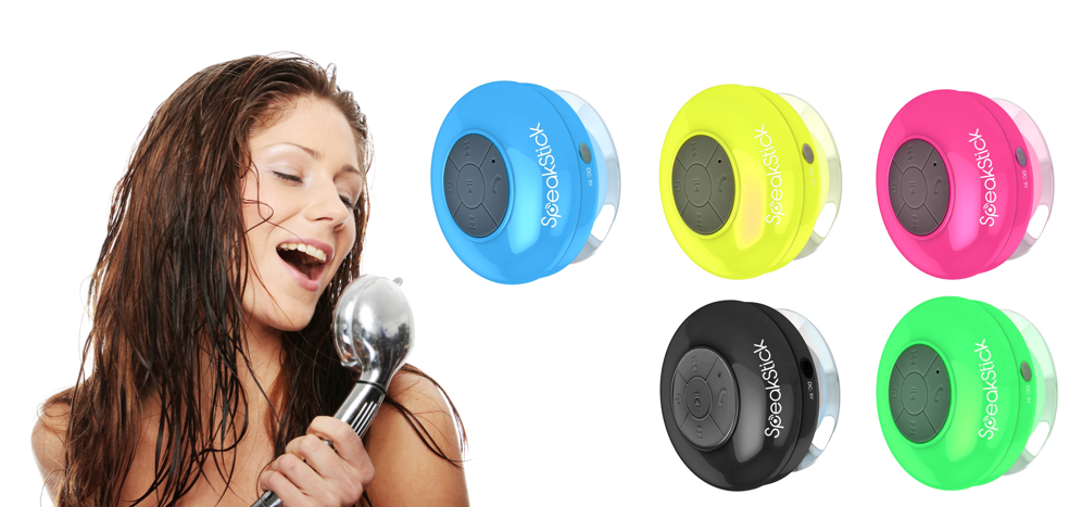 when it comes to the best bluetooth shower speaker for the budget this waterproof speaker is the stellar option it is compact easy to mount