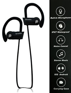 SpeakStick Flow Waterproof Bluetooth Headphones
